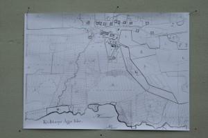 Karta Bråån till centrum 1823