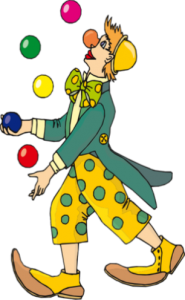cirkusclown